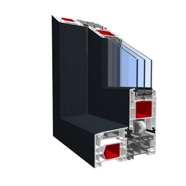 KBE-PremiSlide-76-Standard-anthrazitgrau